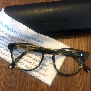 Warby Parker-Percey Reading Glasses